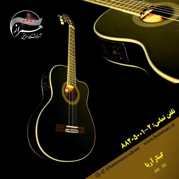 گیتار آریا AK-30
